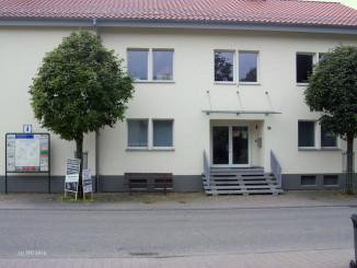Gerätehaus Abt. Asbach (Archivbild)