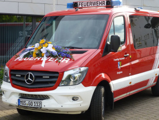 MTW Mercedes Sprinter Aufbau Fa. Schäfer Oberderdingen